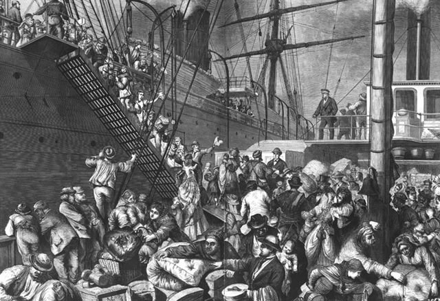 tensions surrounding immigration from 1880 to 1925 and the governments response For the years 1880 to 1925, analyze both the tensions surrounding the issue of immigration and the united states government's response to these tensions (1880.